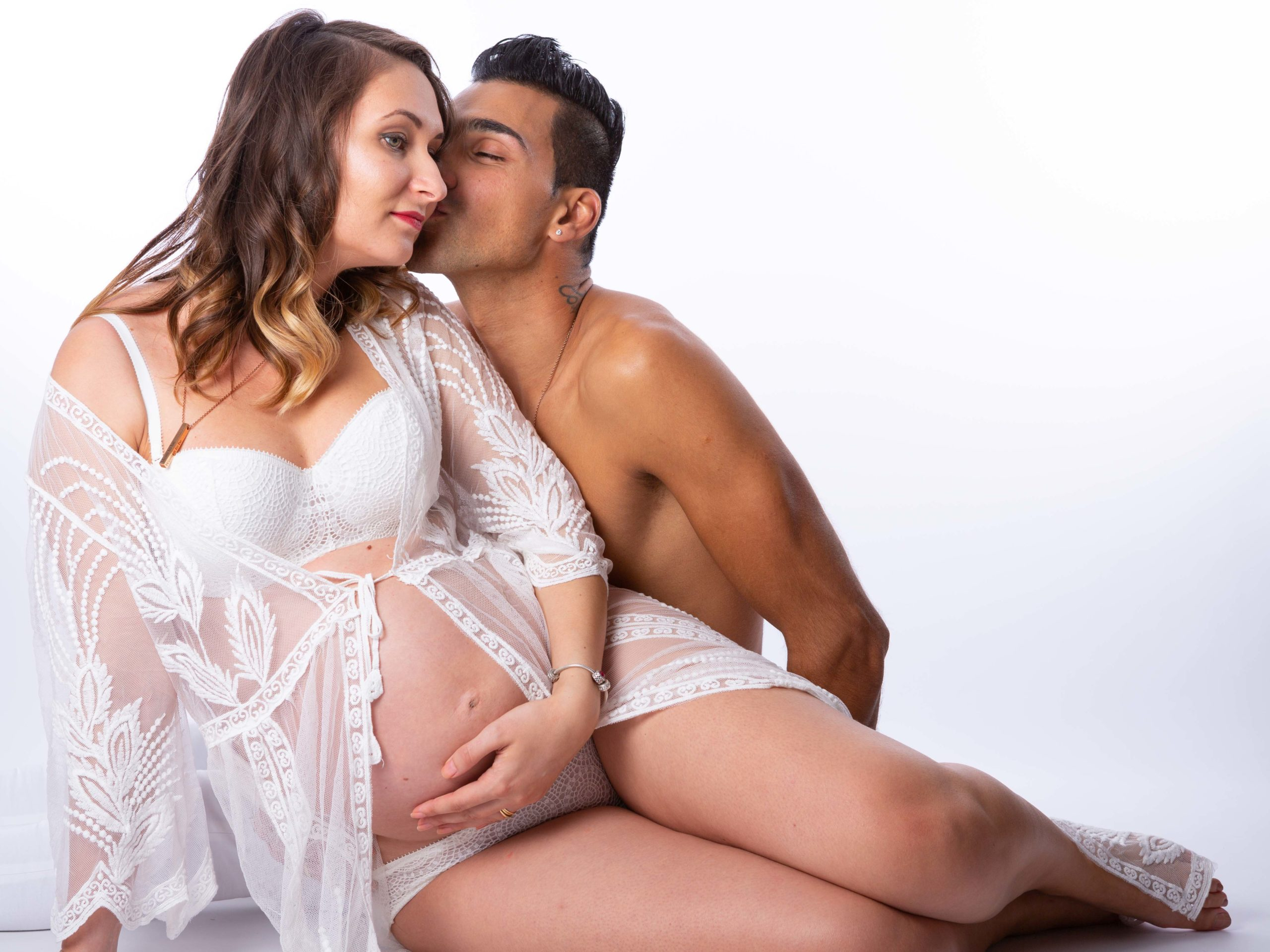 Photo couple enceinte